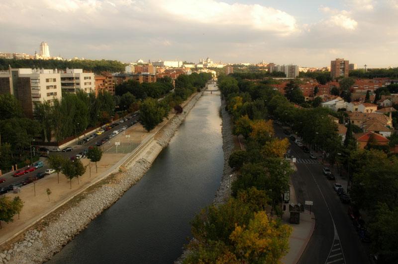 Ribera del Manzanares